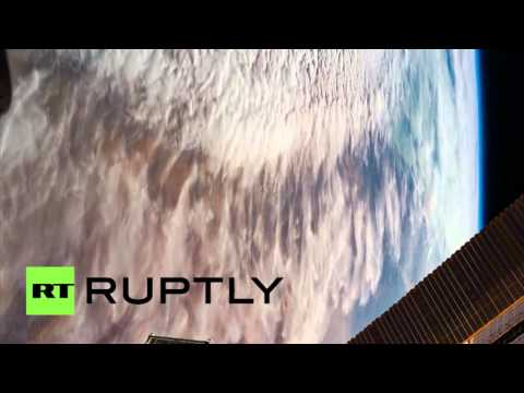 Beautiful from space, dangerous on Earth: Stunning timelapse of severe cyclone from ISS