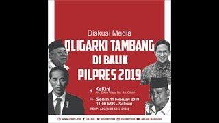 Download Video Oligarki Tambang di Balik Pilpres 2019 MP3 3GP MP4