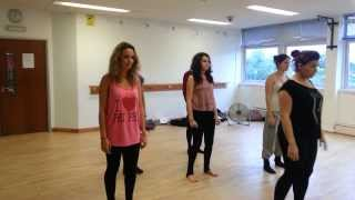 Burgess Hill United Kingdom  City pictures : Popdance UK - Burgess Hill Seniors ' Talk Dirty'