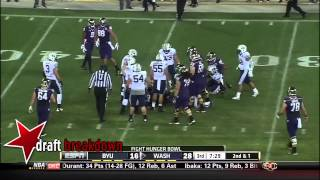 James Atoe vs BYU (2013)