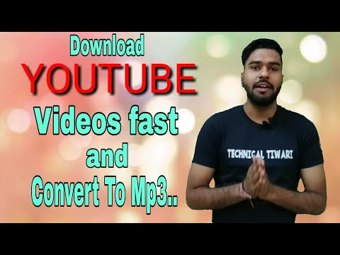 How To Download Youtube Videos in Hindi Very Simple steps||100% Working tricks