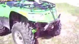10. 2006 Arctic Cat 650 V2 Walkaround