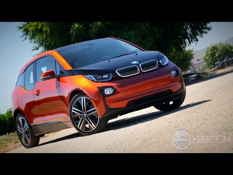 2015 BMW i3 Review – Kelley Blue Book