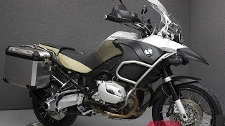 1. 2006  BMW  R1200GS ADVENTURE W/ABS - National Powersports Distributors