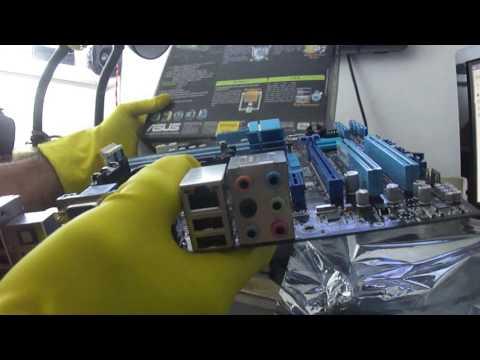 Placa mãe Asus  M5A78L-M/USB3 e FX6300. Motivo dessa escolha.