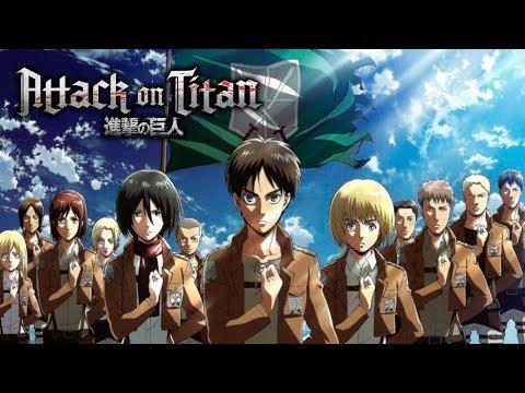 Attack on Titan Paintjob Universal