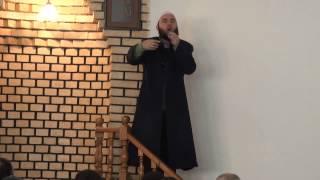 Reflektime nga fjala e Allahut - Hoxhë Jusuf Hajrullahu - Hutbe