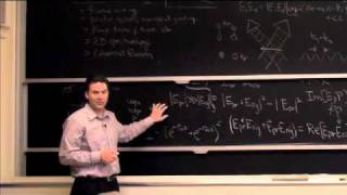Lec 15 | MIT 5.74 Introductory Quantum Mechanics II, Spring 2009