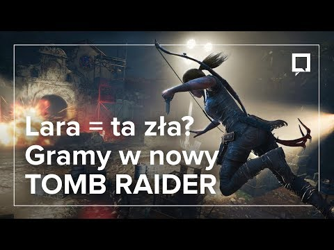 Gramy w Shadow of the TOMB RAIDER - Lara doprowadza do tragedii