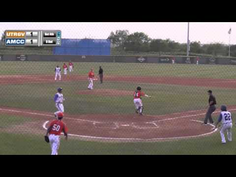 Highlights - Islanders Baseball Over UTRGV 5 - 4