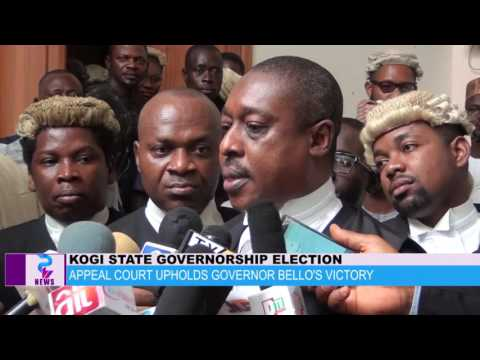 APPEAL COURT ON KOGI GOVERNOR ELECTION