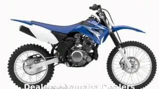 7. 2009 Yamaha TT-R 125LE - Walkaround & Details