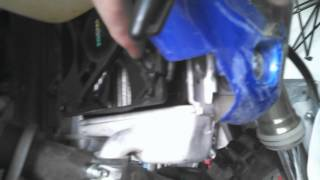 8. How to install cooling fan wr450f yamaha