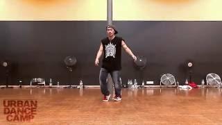 """Hiro Suzuki :: """"Footwork Demo"""" (Freestyle) :: House Dance / Streetdance"""