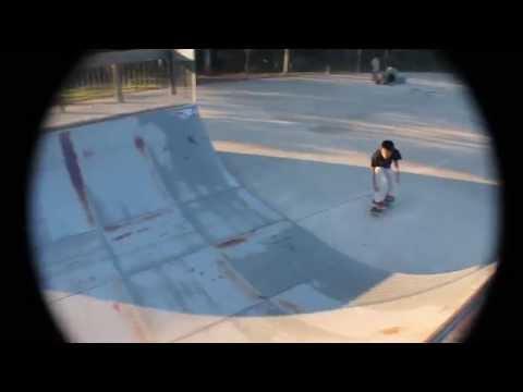 An Hour at Aberdeen Skatepark