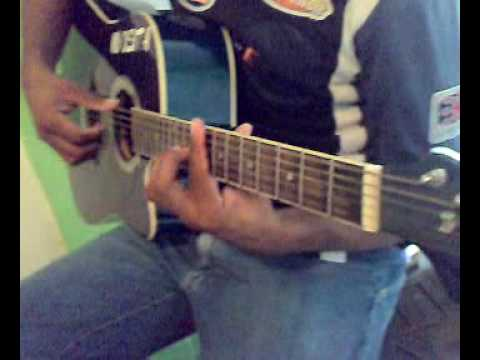 Dragon Ball en Guitarra Acustica