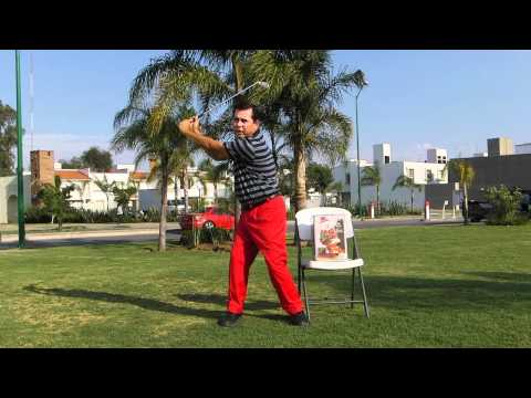 GOLF LESSONS – BACKSWING – RIGHT ARM SQUARED (FIX FLYING ELBOW, OVERSWING, ACROSS THE LINE)