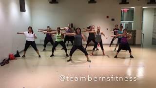 Video The Jump by Lupe Fiasco || Cardio Dance Party with Berns MP3, 3GP, MP4, WEBM, AVI, FLV Juni 2018