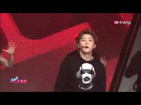 Video Simply K-Pop - MONSTA X(몬스터엑스) _ HERO(영웅) - Ep.181 / 2015-09-18 download in MP3, 3GP, MP4, WEBM, AVI, FLV January 2017