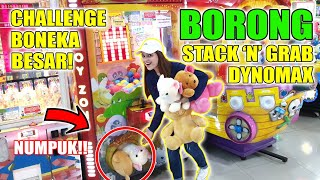 Video CHALLENGE CAPIT BONEKA BESAR STACK 'N' GRAB & DYNOMAX DI CIPINANG INDAH MALL!! MP3, 3GP, MP4, WEBM, AVI, FLV Juni 2019