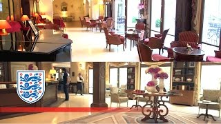 Chantilly France  City new picture : Inside England's Euro 2016 hotel and training camp (Chantilly, France) | Inside Access