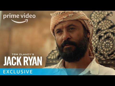 Jack Ryan Series | The Making of the Bad Guy | Prime Video