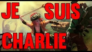 Je Suis Charlie - Gameplay Dead Island Epidemic HD FR