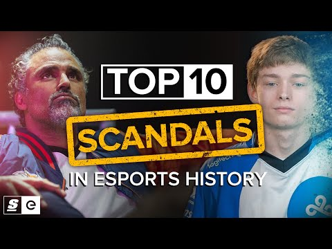 The Top 10 Scandals and Controversies in Esports History
