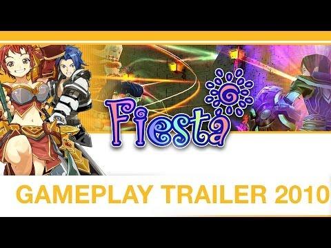 Fiesta Online Gameplay Trailer