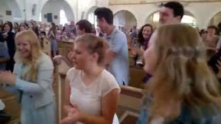 Uwielbienie Jezusa w Nowej Cerkwi ŚDM 2016