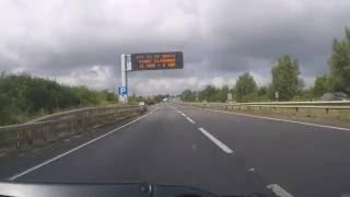 Thrapston United Kingdom  City new picture : UK Motorways - A14 west Thrapston - J14 to J13