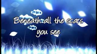 Skylar Grey- Building A Monster lyrics (CDQ)
