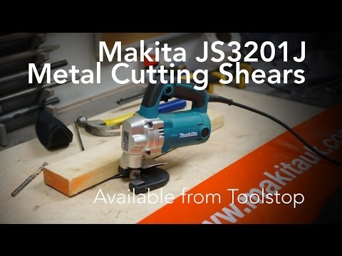 Makita JS3201J Shear from Toolstop