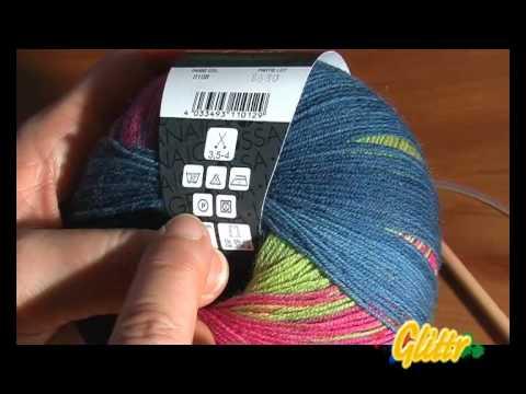 Stricken - Materialkunde - Wolle