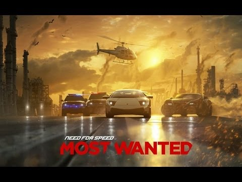[TEST] Need For Speed Most Wanted Android game HD