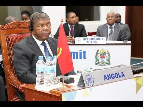 Presidente da República na Tanzânia