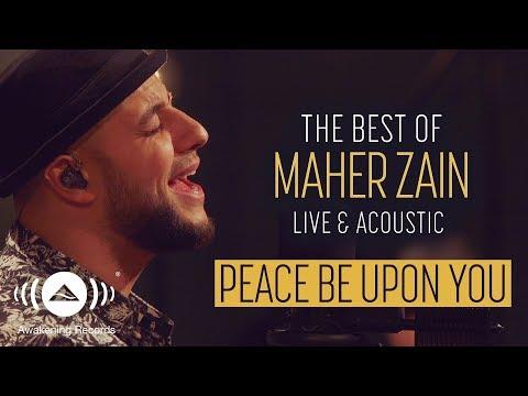 Video Maher Zain - Peace Be Upon You | ماهر زين - عليك صلى الله (Live & Acoustic - New 2018) download in MP3, 3GP, MP4, WEBM, AVI, FLV January 2017