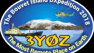 International Team will be active from Bouvet Island, IOTA AN - 002, in 2018 as 3Y0Z. http://dxnews.com/3y0z/