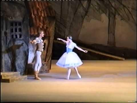 Giselle:The Beginning. NIna Kaptsova/Denis Matvienko.2006