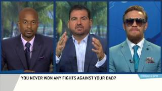 Video Conor McGregor tells crazy outside-the Octagon fight stories | Highly Questionable MP3, 3GP, MP4, WEBM, AVI, FLV Juli 2019
