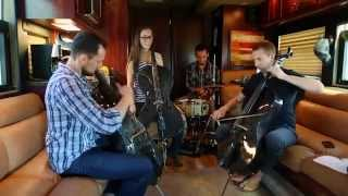 "Buy it on iTunes: http://bit.ly/1g4dshrLike us on Facebook: http://www.facebook.com/BreakofReality""Let Her Go"" by Passenger, arranged and performed live by Break of Reality on their tour bus. Song chosen by Ellen M, one of our generous Kickstarter supporters."