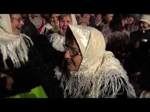 TVS: Dolní Němčí - Rozsvěcování vánočního stromu