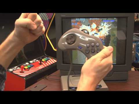 Classic Game Room - JAPANESE SEGA SATURN console review
