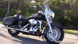 7. Used 2005 Harley Davidson Road King Custom Motorcycles for sale