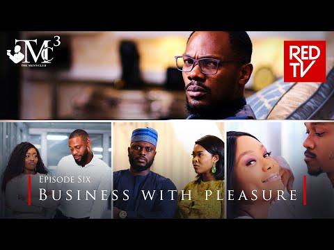 THE MEN'S CLUB / SEASON 3 / EPISODE 6 / BUSINESS WITH PLEASURE