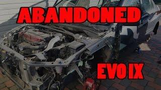 Neglected EVO 9 by Super Speeders