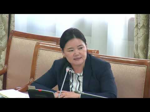 Н.Амарзаяа: Багийн иргэдийн нийтийн хурлын даргын асуудал дээр анхаарах нь зөв