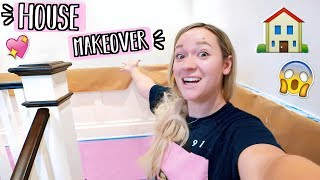 Our house makeover is officially happening! The painters have started painting our house! We may or may not be painting it pink haha home you love the vlog!! xo -Alisha MarieTwitter: @AlishaMarie + Instagram: @AlishaSnapchat: LidaLu11Chloe's Instagram: @itsmechloemaeSubscribe to Parade Magazine: https://youtu.be/Y2Jet4-ssUcSubscribe to my Main Channel:::http://www.youtube.com/user/macbby11macbby11@yahoo.com
