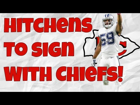 Anthony Hitchens to sign with Chiefs! Can this move help an aging linebacker core?