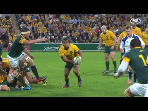 Australia 23 v 17 South Africa